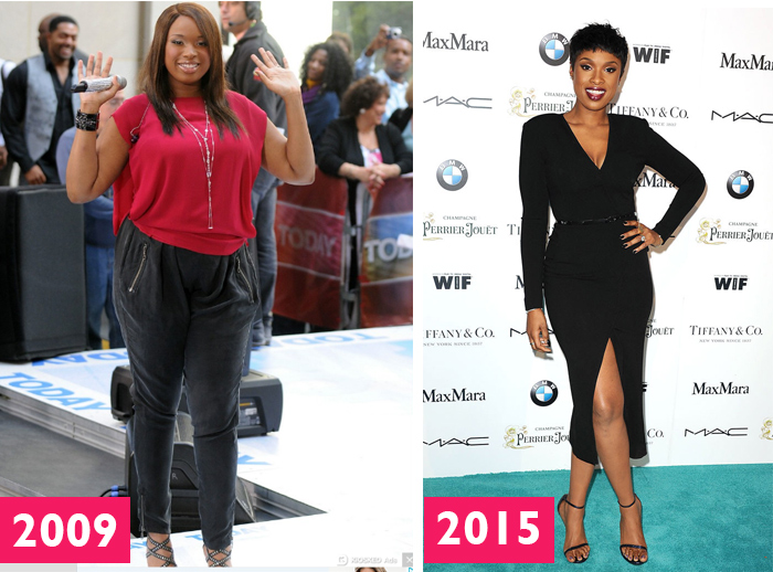 Fat, Thin, Skinny Before & After, Then & Now: How Did Jennifer Hudson Lose Weight? Bariatric Surgery?