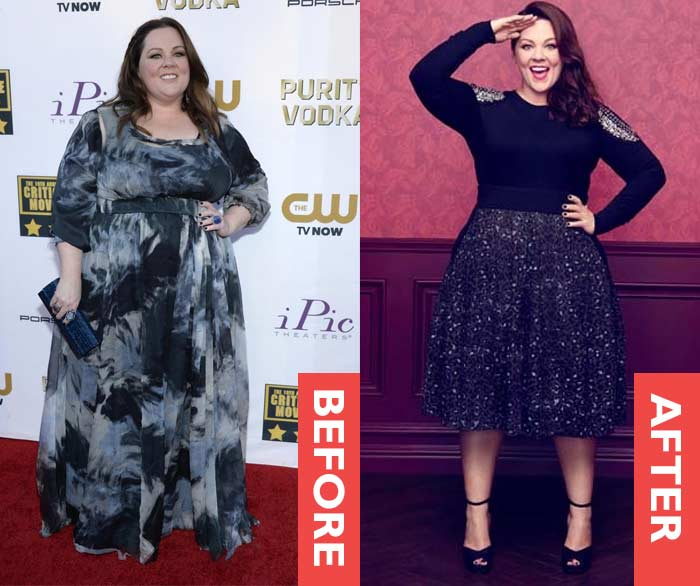 Fat, Thin, Skinny: How Did Melissa McCarthy Lose Weight? Weight Loss Surgery?