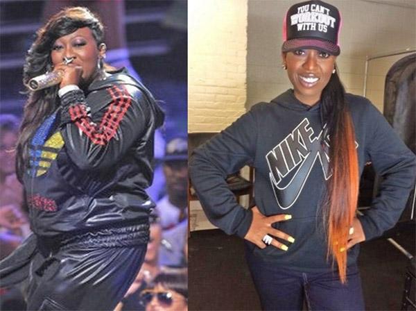 Get Ur Fitness Freak On! Missy Elliott's Weight Loss