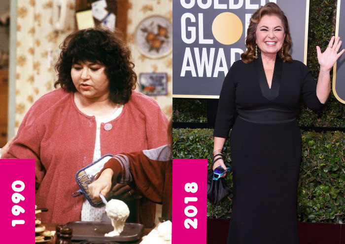 Roseanne Weight Loss Surgery, Before and After, 2018, Then and Now, Fat